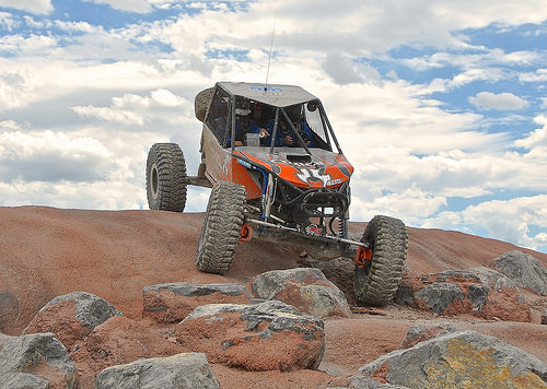 August 29th, 2014, Axial Driver Jake Hallenbeck Rocks Utah - Click Image to Close