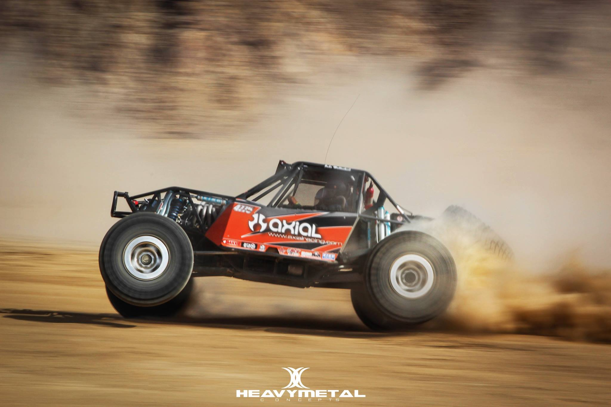 February 18, 2014, *Part 1* King Of The Hammers 14', 4th Place!