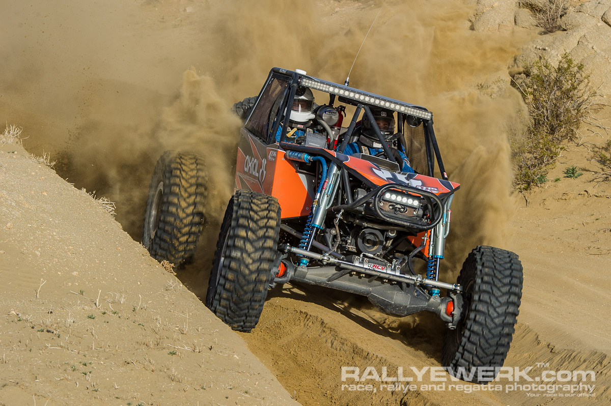 February 18, 2014, *Part 2* King Of The Hammers 14', 4th Place!