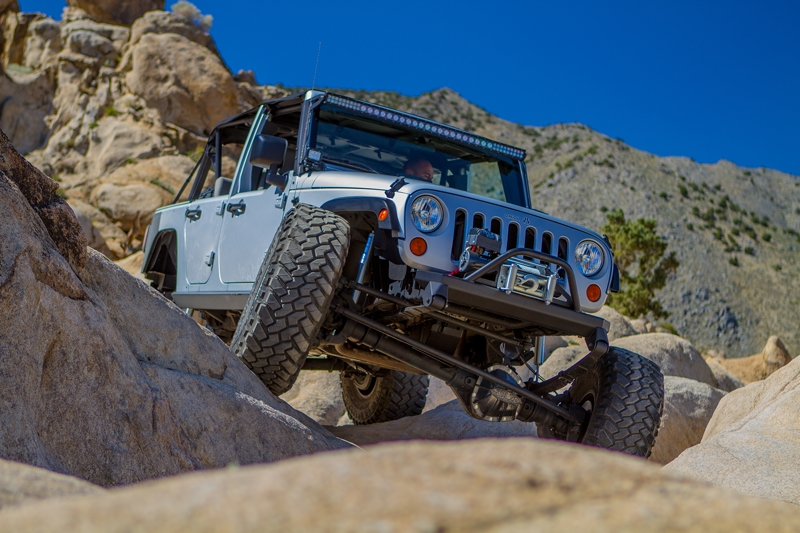 MMS Leaf Spring JK Featured In 4Wheel & Offroad