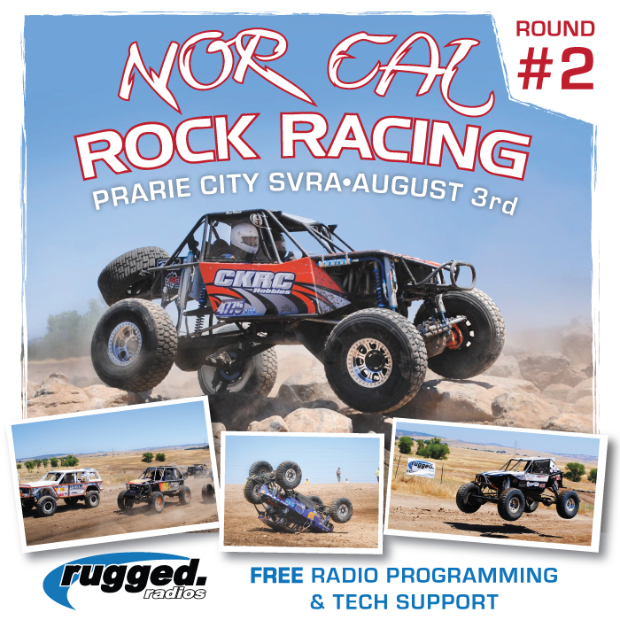 August 5th, Norcal Rock Racing Round 2, 1st PLACE!