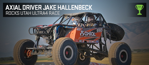 August 29th, 2014, Axial Driver Jake Hallenbeck Rocks Utah