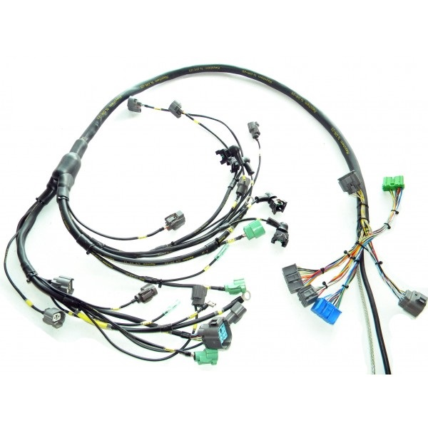 Honda 3.5L V6 J Series Stand Alone Engine Harness & Computer