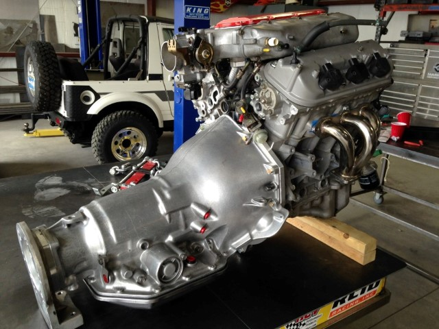 Honda J series Engines, & Parts : Marked Motorsports, Team Website