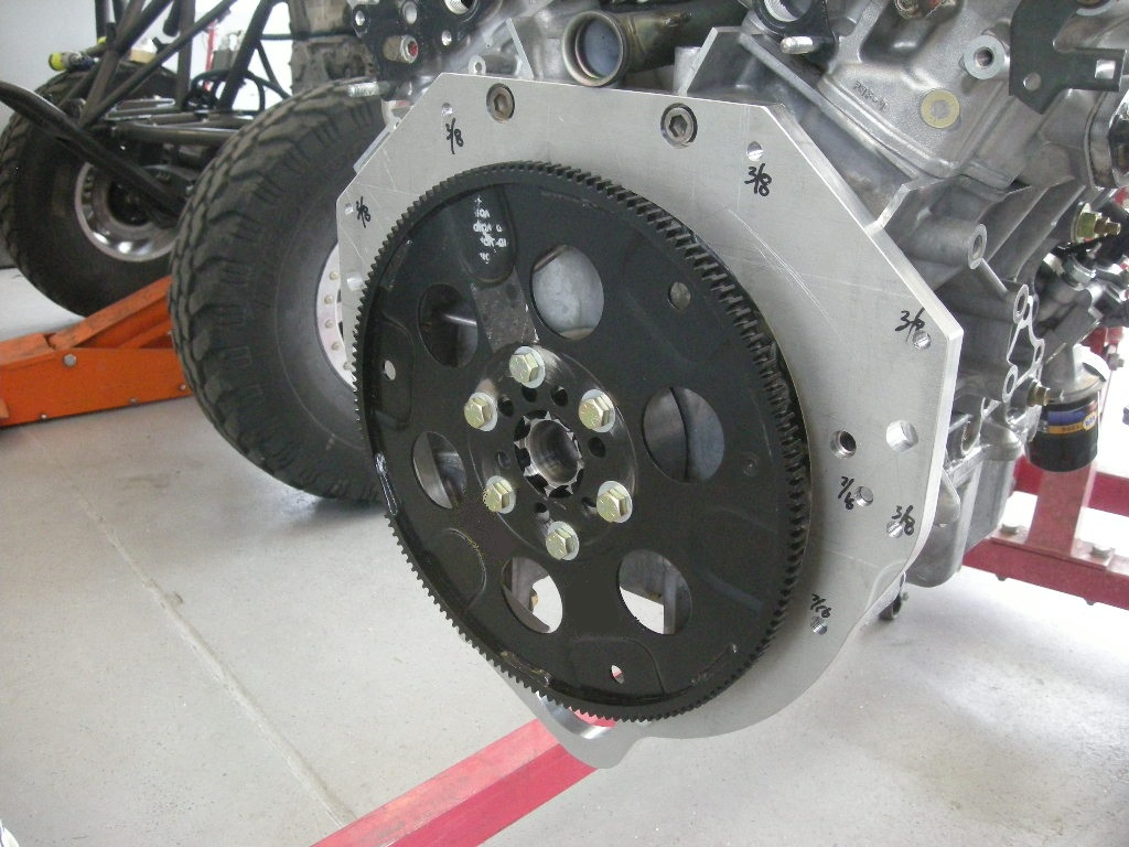 MMS Honda J Series 3 5L Gm Automatic Transmission Adapter [mms32ad