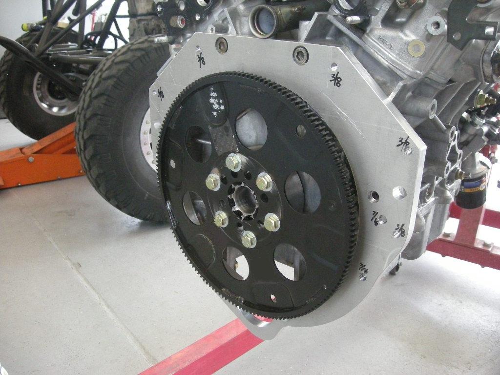 MMS Honda J Series 3 5L Gm Automatic Transmission Adapter